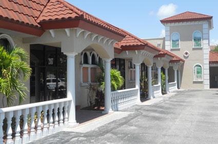 Passport Health Sarasota Clinic Exterior