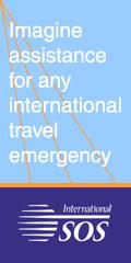 International Sos Travel Medical Insurance