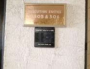 Ft Lauderdale travel clinic suite entrance: Cypress Creek