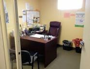 Ft Lauderdale travel clinic interior: Cypress Creek