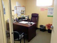 Ft Lauderdale travel clinic interior: Cypress Creek