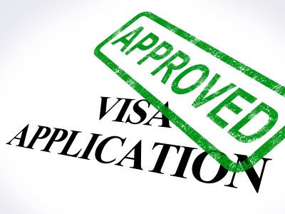 Visa Applications for travel