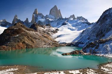 Argentina Fitz from Laguna de Tres