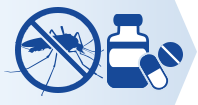 roi of malaria prophylaxis
