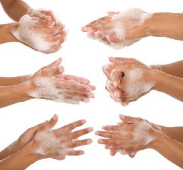proper handwashing for health
