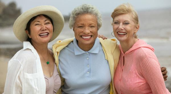 Women Enjoying Life - Shingles Prevention
