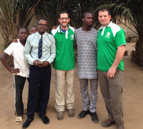 Passport Health Featured Travelers: Medical Mission in Nigeria
