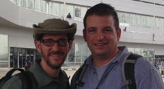 Passport Health Featured Travelers: Corey McVey and Scott Morcott