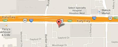 9601 Katy Freeway, Houston, Texas 77024