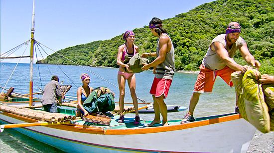 CBS' Survivor Season 28 Winner Tony Vlachos in the Philippines