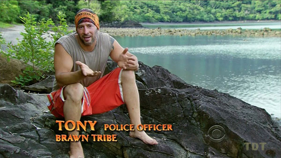 CBS' Survivor Winner Tony Vlachos in the Philippines