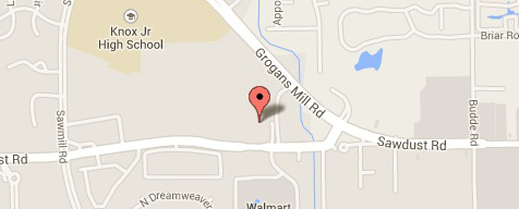 Passport Health Woodlands Clinic Map