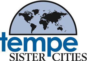 Sister Cities Tempe Logo