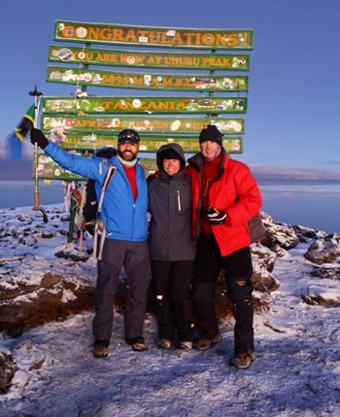 Passport Health Featured Traveler: Jennifer Climbing Mt. Kilimanjaro