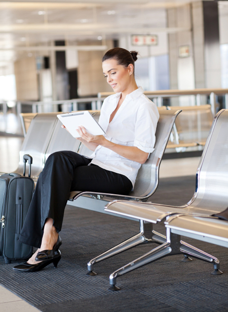 top safety tips for female business travelers passport