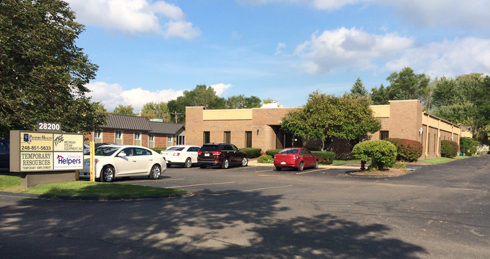 Farmington Hills Travel Clinic - Outside View of Building
