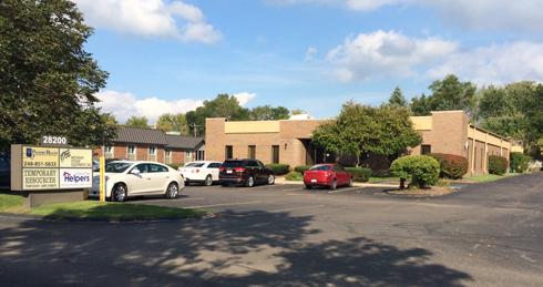 Farmington Hills Travel Clinic - Outside View of Building