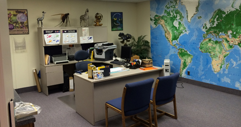 St. Clair Shores Travel Clinic Interior