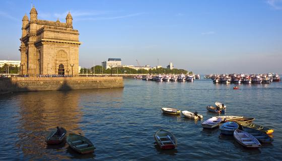 Mumbai India - Gateway to India