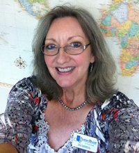 Kathy Buckmaster, Travel Medicine Specialist
