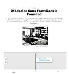 MSF Timeline
