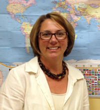Marion McHugh, Travel Medicine Specialist