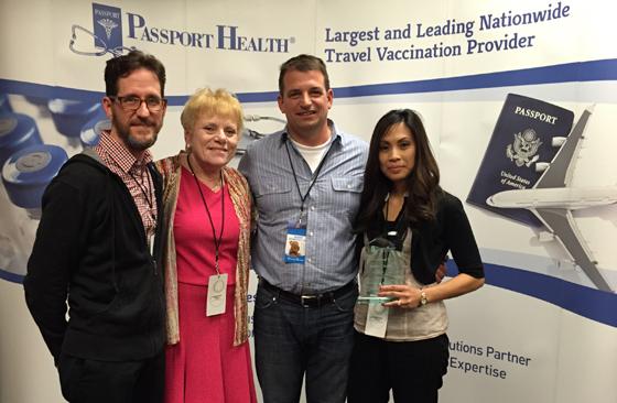 President's Inner Circle Award Recipient: Passport Health Chicago