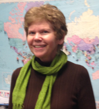 Geri McGuire, Travel Medicine Specialist