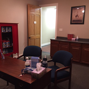 Passport Health Covington Clinic Interior