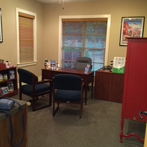 Passport Health Covington Travel Consultation Room