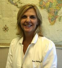 Perri Anderson, Travel Medicine Specialist