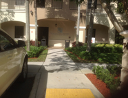 Coral Springs Travel Clinic Entrance
