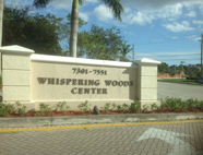 Passport Health Coral Springs FL: signage