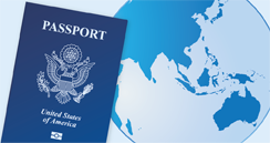 Register your trip with the US State Department