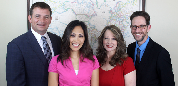 Executive Team of Passport Health Chicago