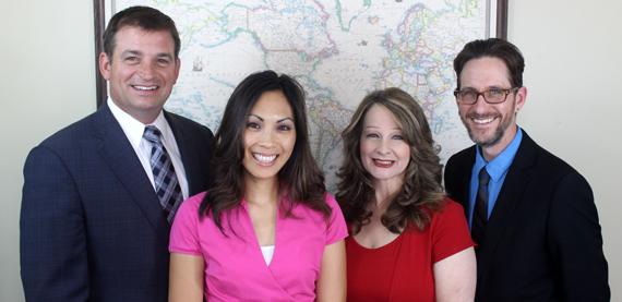 Executive Team of Passport Health Chicago