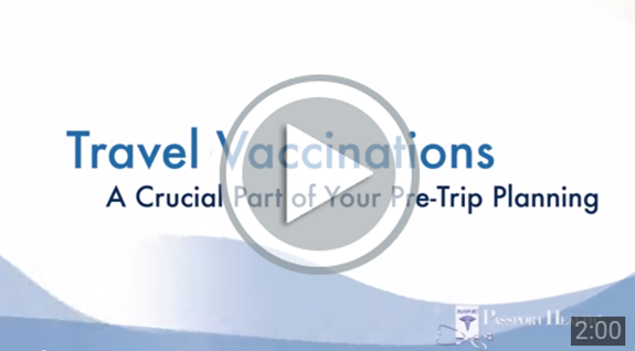 Travel Vaccinations For Your Trip Passport Health