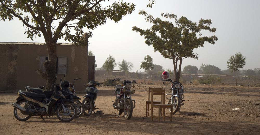 Burkina Faso Rest Stop