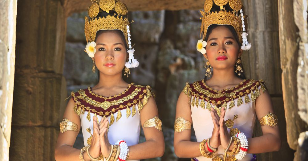 Cambodian Traditional Dress