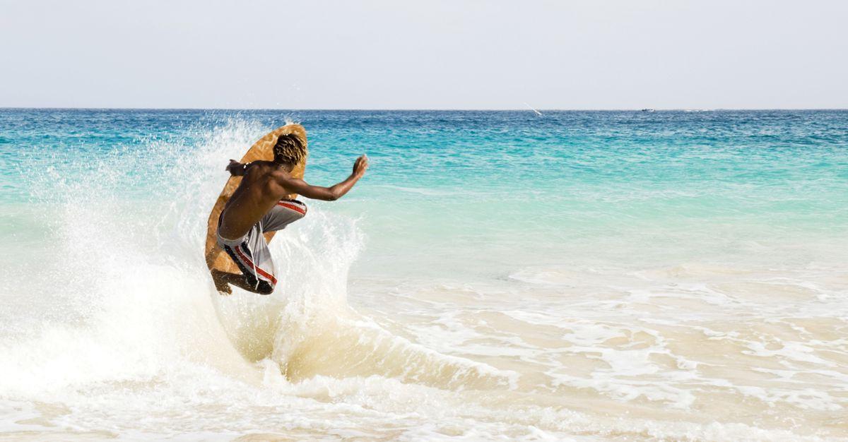 Cape Verde Surfing