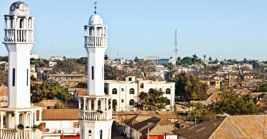 Gambian Town