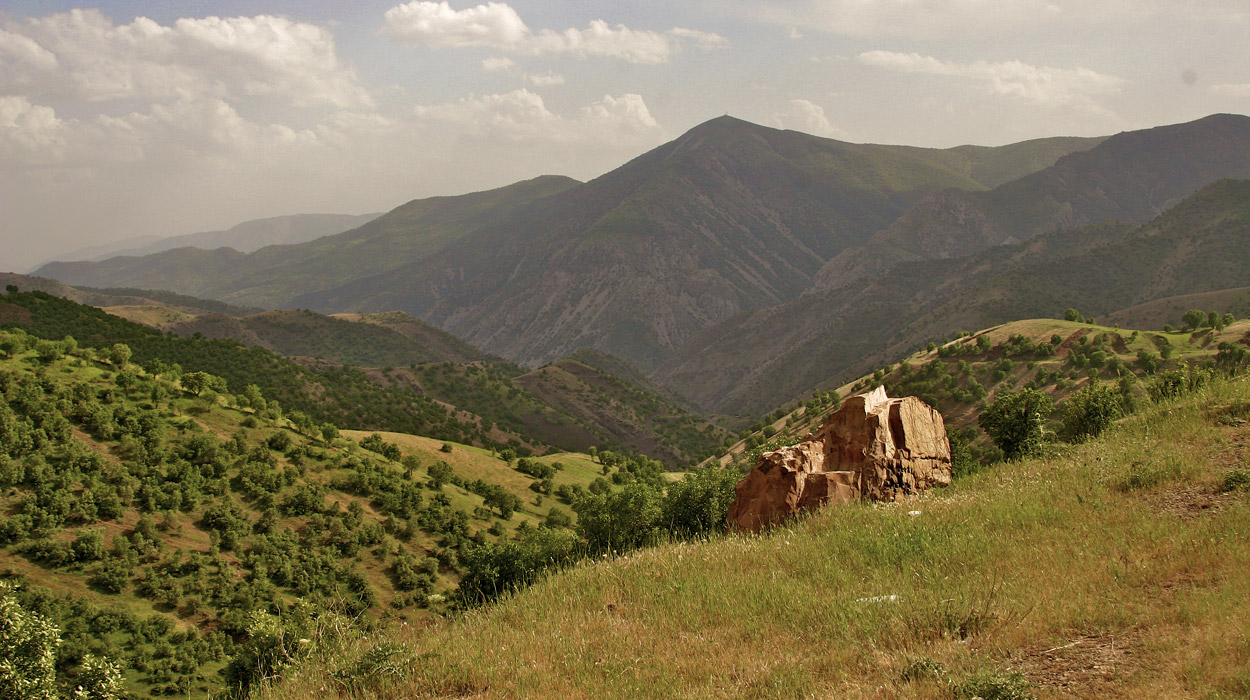 Iraqi Mountains