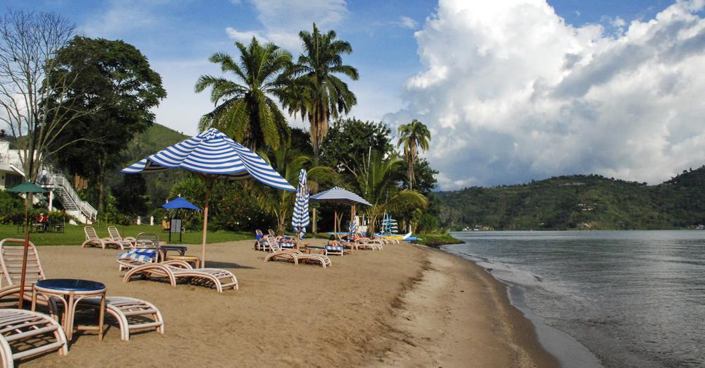 Beach in Rwanda