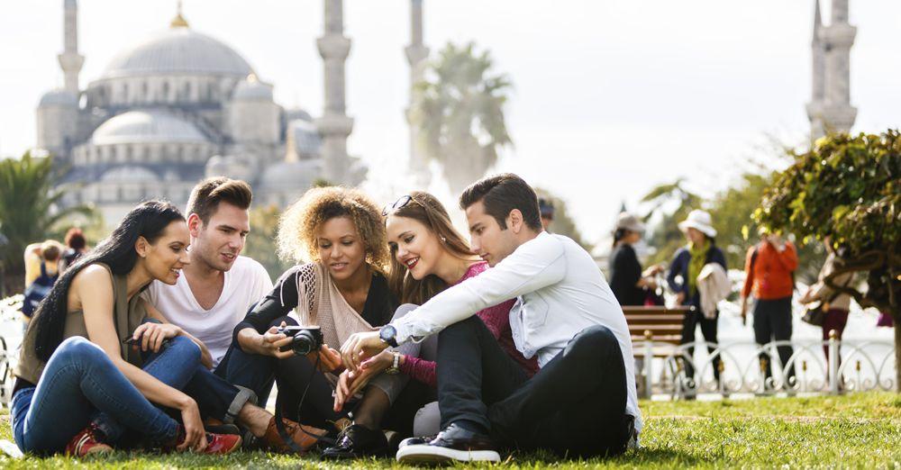 Group In Turkey