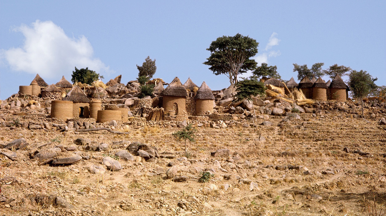 Village in Northern Cameroon