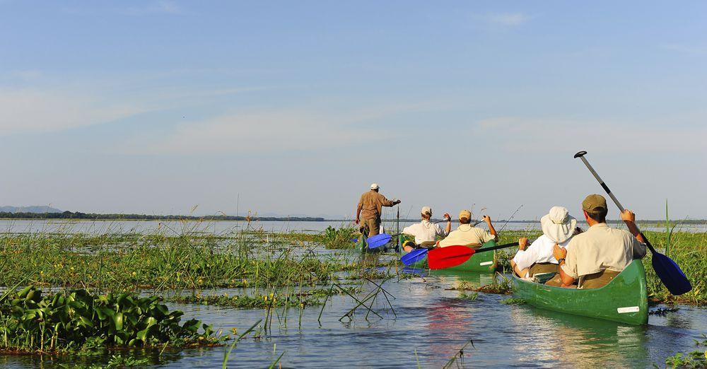 Zimbabwe River Trip