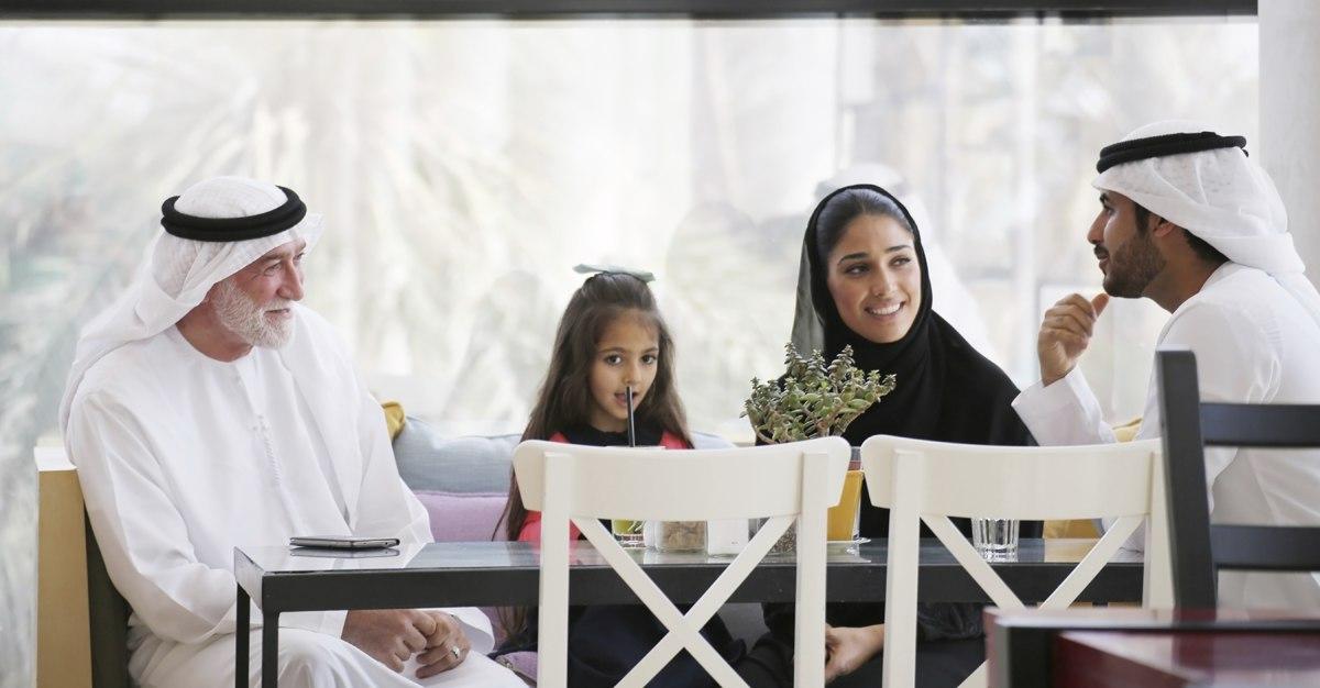 Bahrain Family