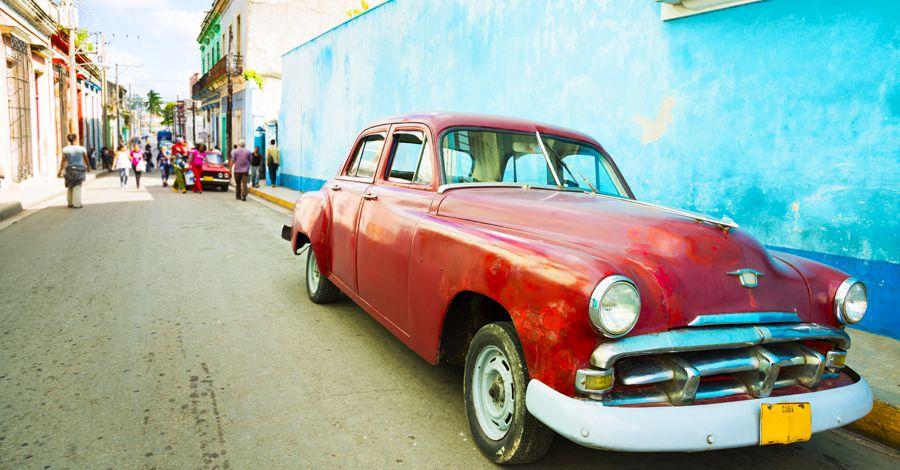 Cuban Vehicle