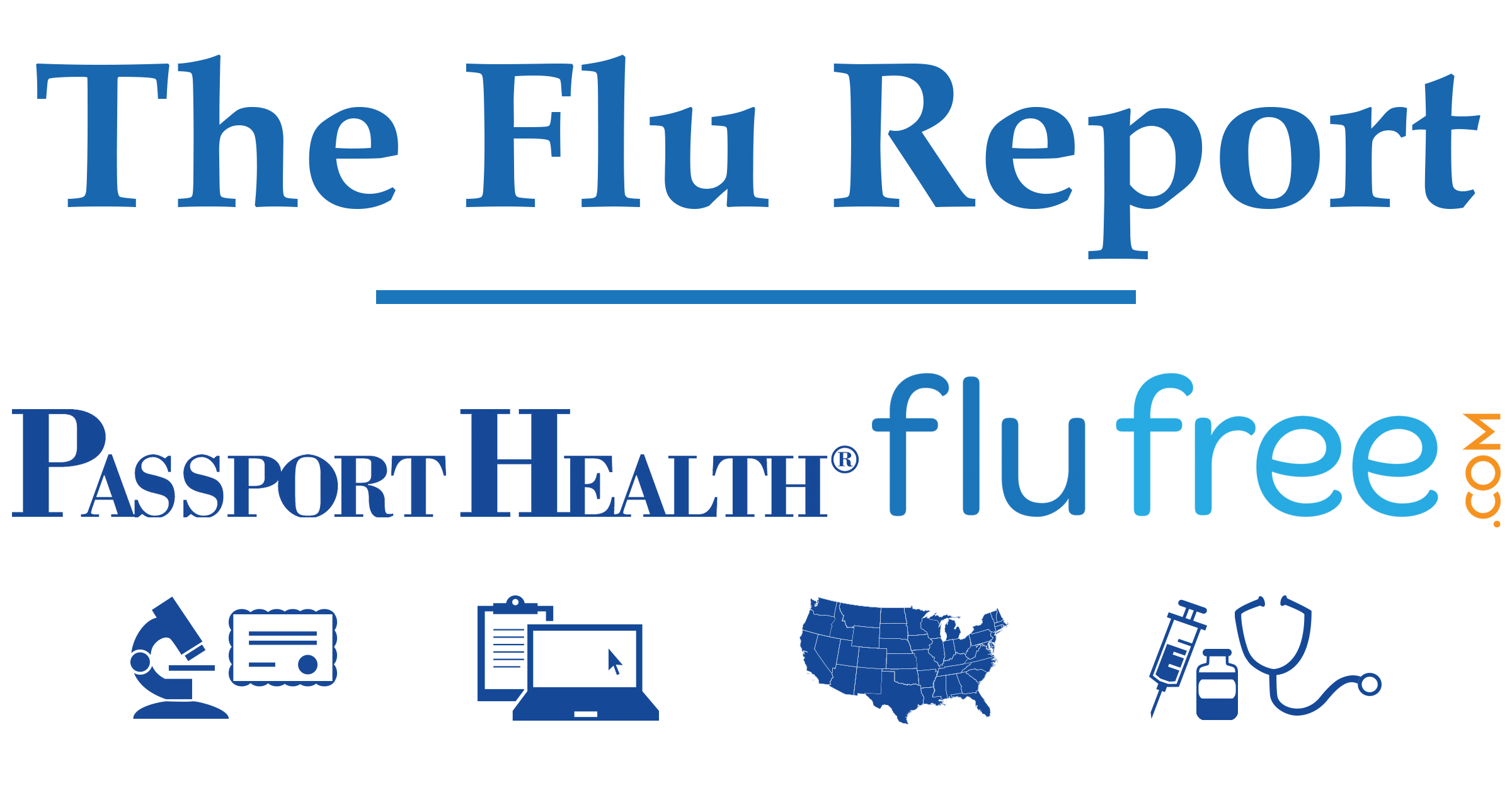 Flu Report Logo