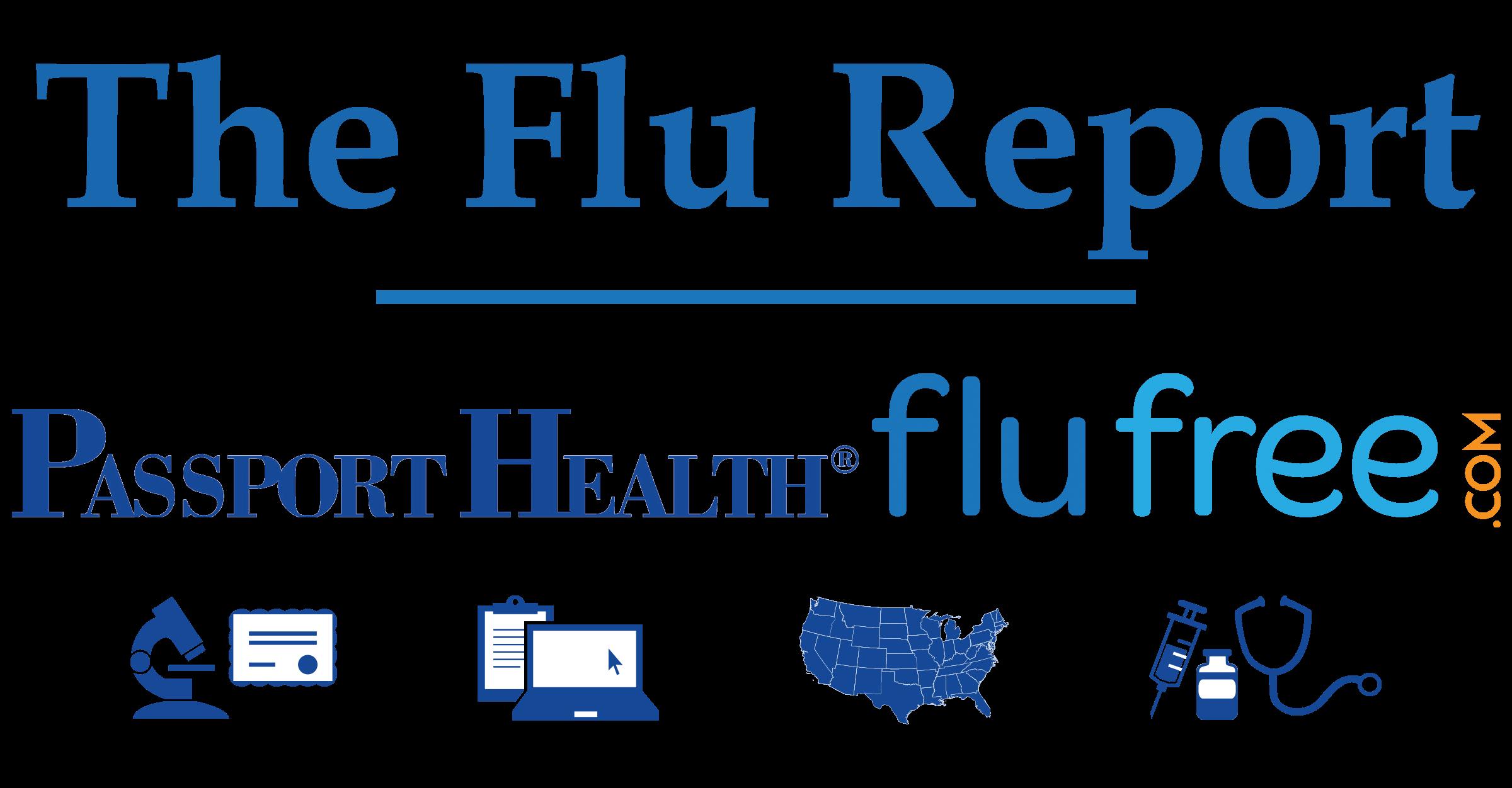 Flu Report Logo